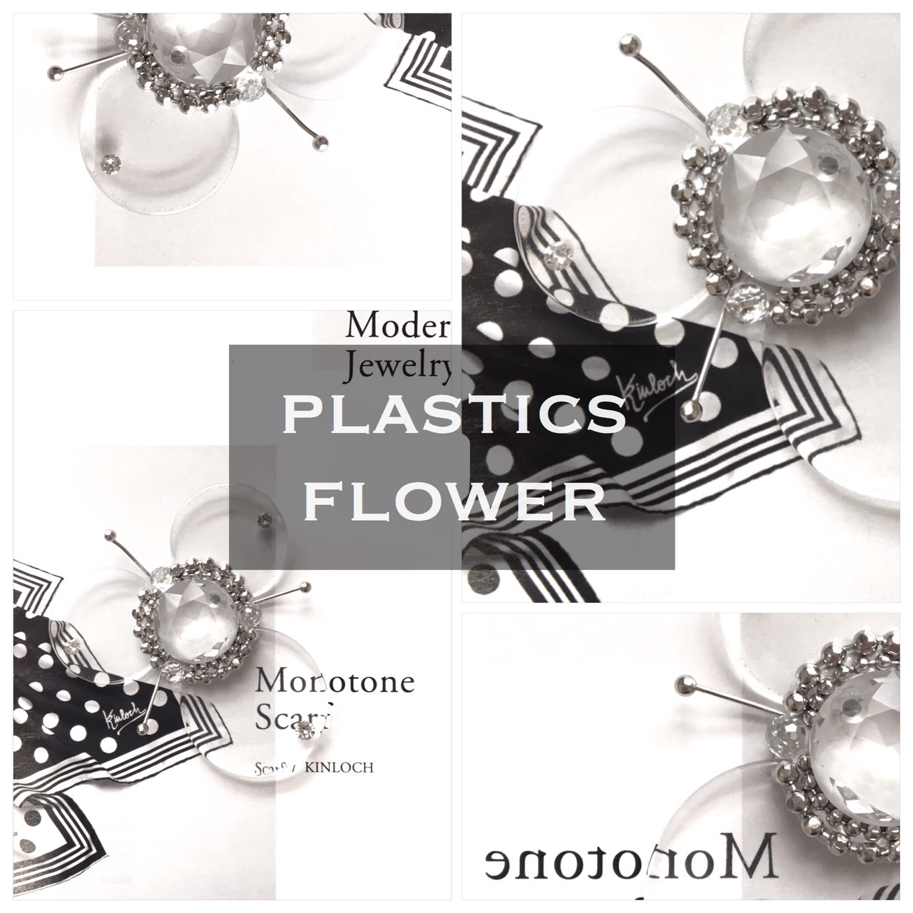 plastics flower