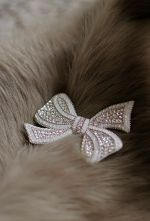 Classical Bow Brooch-2