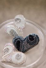 Heart*T-Brooch